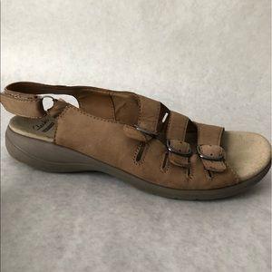 Clarks Sandals Womens 8 M Open Toe Slingback 8M